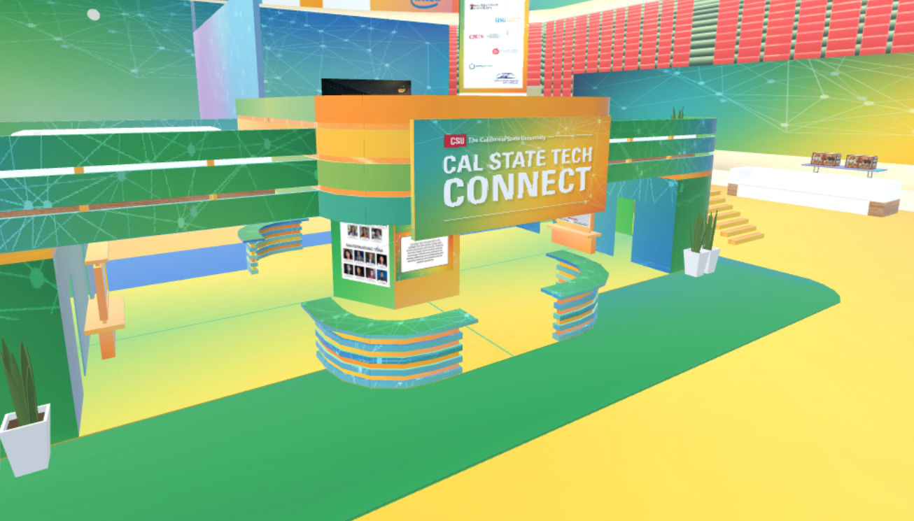 vr expo room